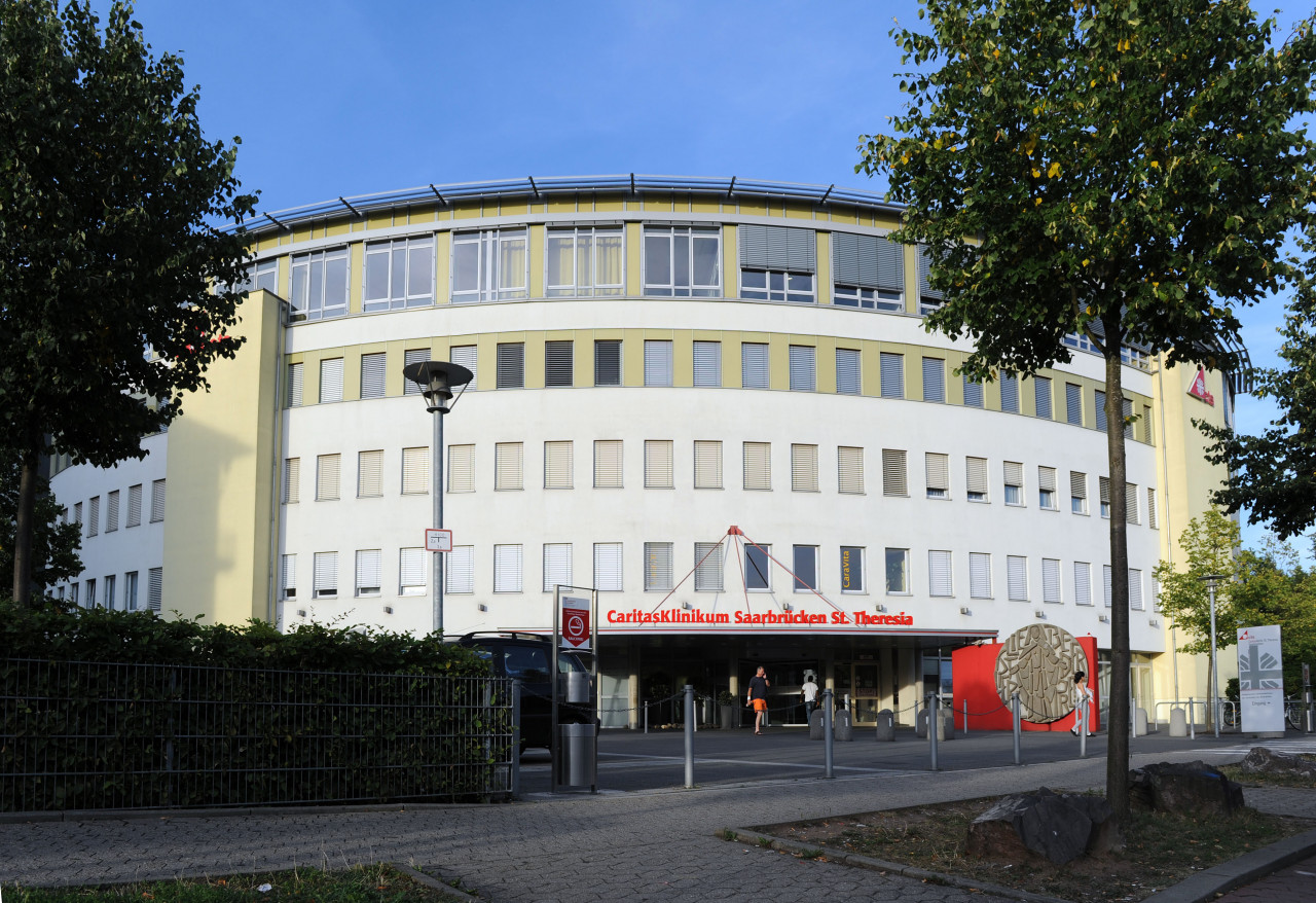 Anfahrtsbeschreibung - St. Theresia
